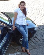 Brazilian woman 45 years old